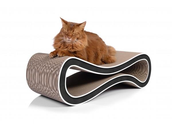 cat-on Kratzmöbel Cat Racer T 32cm
